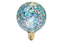 Ampoule MOSAIQUE Bleue G125 Filament...